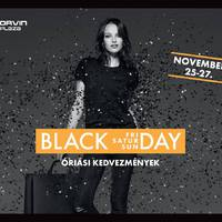 Black Friday a ruhaüzletekben is