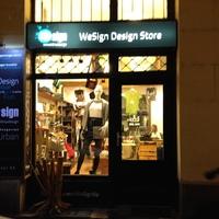 WeSign Design Store