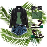 Borulj zöldbe