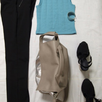 Outfit kosztümnadrágra