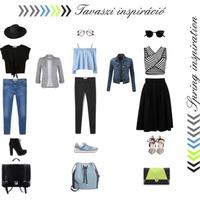 Inspiráció tavaszi ruhatárhoz
