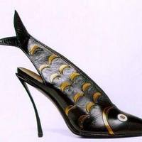 Bizarr cipők