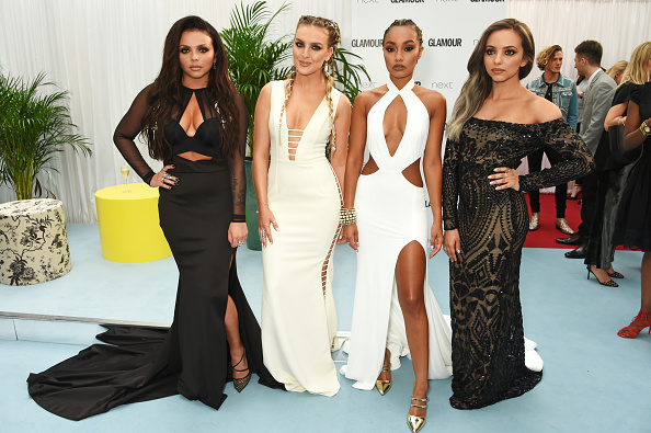 Jesy Nelson, Perrie Edwards, Jade Thirlwall and Leigh-Anne Pinnock<br />