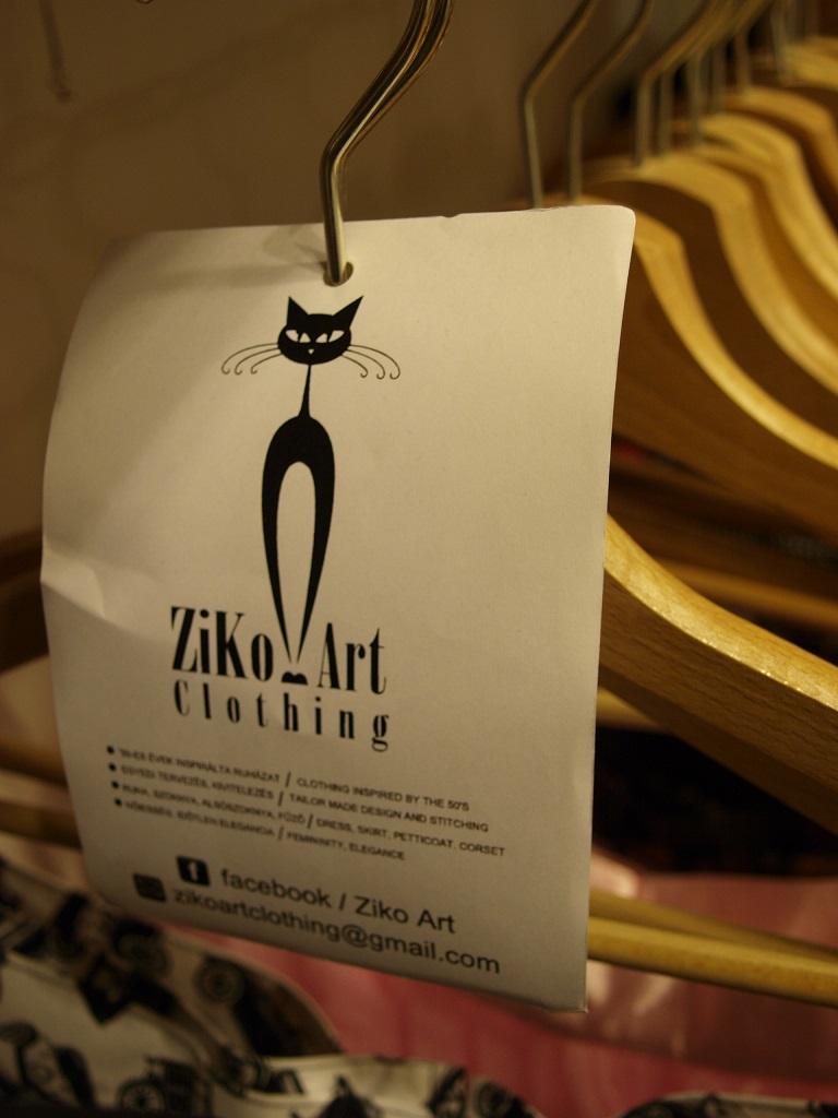 Ziko Art színes, igényes, különleges ruhadarabjai a @wesignstore-ban