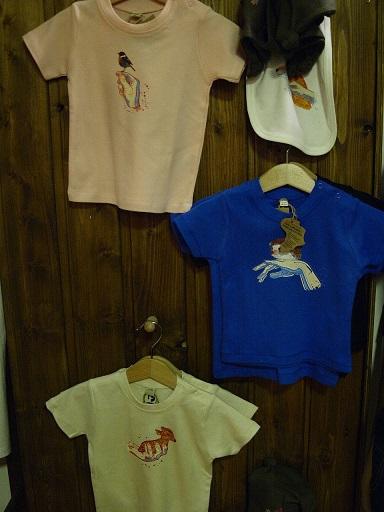 természetes, újrahasznosított alapanyagú pólók