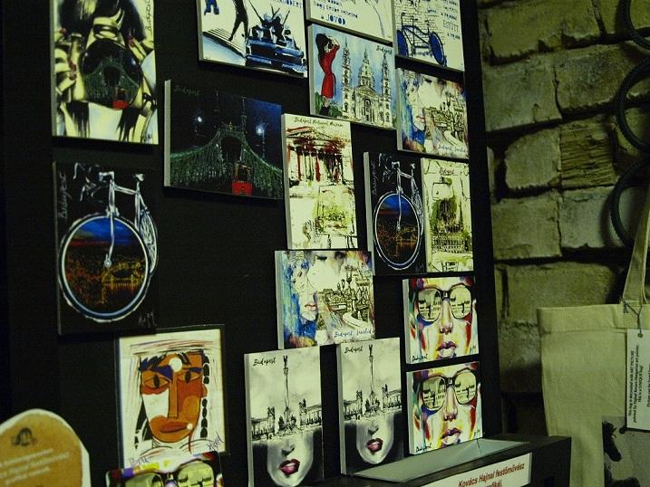 Hajnal Art- grafikus. Festmények, grafikák, design termékek