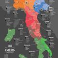 Te sem tudod, melyik olasz bort válaszd? Infografikán mutatjuk, melyiket érdemes választani