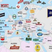 Világtérkép: hol, milyen sört isznak?