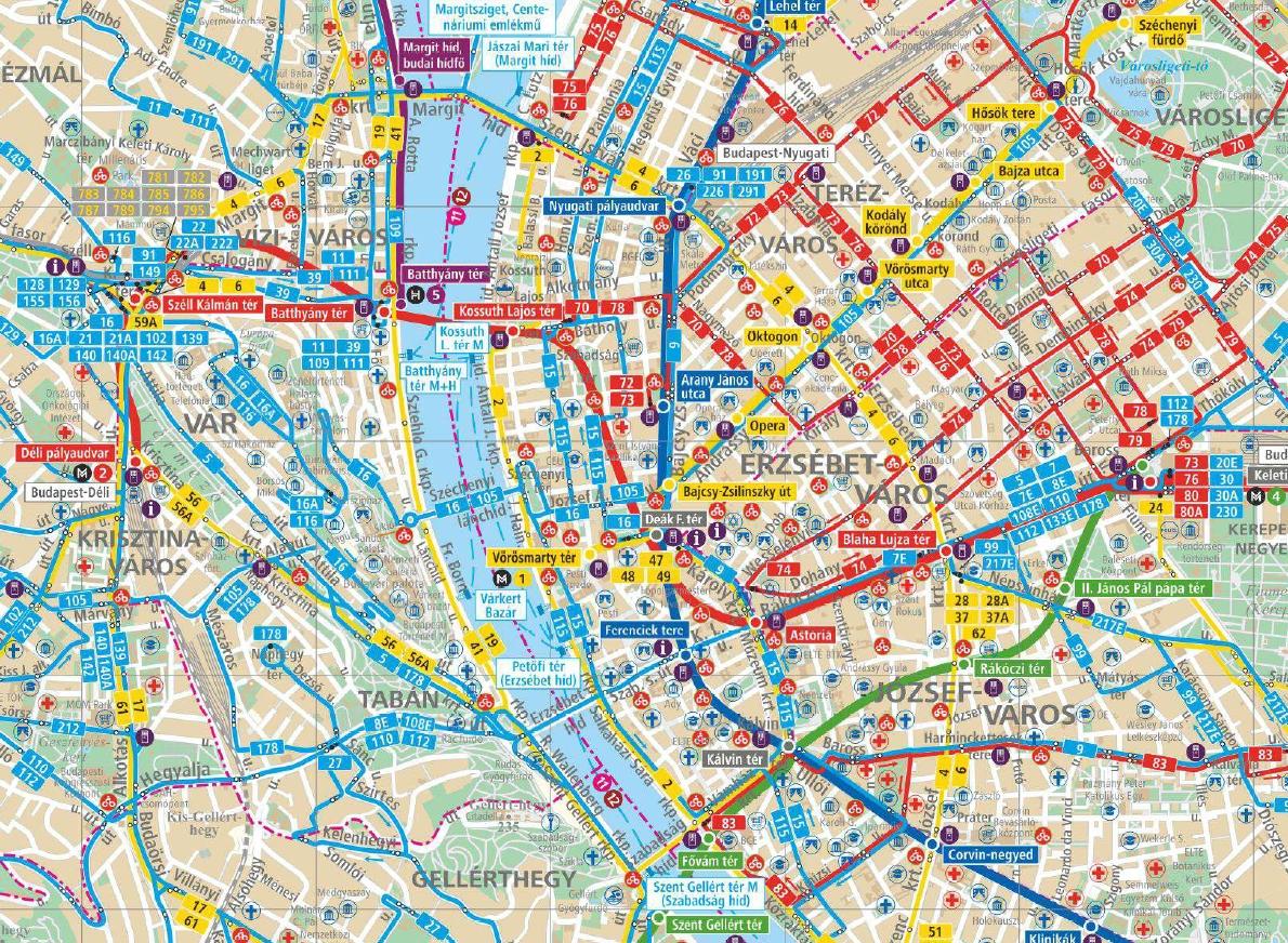bp térkép bkv Már hivatalos: itt az új BKK térkép   Napicsárt bp térkép bkv