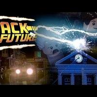 LEGO Vissza a jövőbe rövdfilm