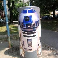 R2D2 kuka!