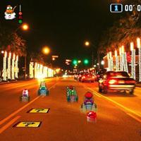 Mario Kart az Andrássy úton
