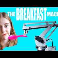 Félresikerült reggeliztetőgép!