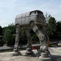Volkswagen birodalmi lépegető!