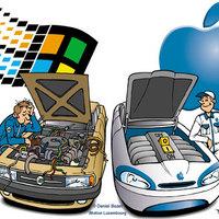Kölönbség Mac és Windows között