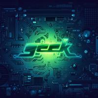 Geek háttérkép csak most csak neked