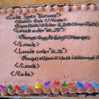 Kóder torta