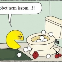 Részeg PacMan!