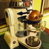 R2D2 kávéfőző