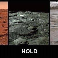 Mars, Hold ...
