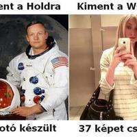 Van egy kis különbség! :)