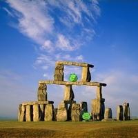 Angry Stonehenge