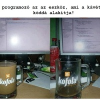 A programozó az az eszköz...