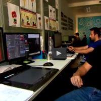 Belopóztunk egy videojáték fejlesztő céghez!