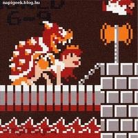 Eközben Mario csaja...