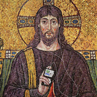 A modern templomi mozaik