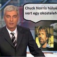Napi hír Chuck Norrisról!