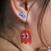 Cukker fülbevaló