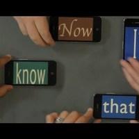 iPhone videópázli - kizárólag csak gyors reakcióidővel rendelkezőknek.