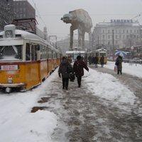 Birodalmi lépegetők Budapesten!