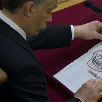 Orbán: Problem?
