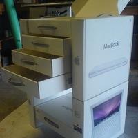 Apple szekrény