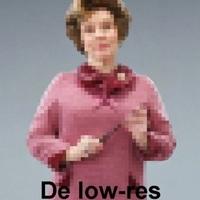 Angol szóvicc: Delores Umbrige