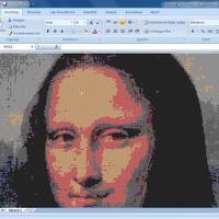 Mona Lisa excelben!