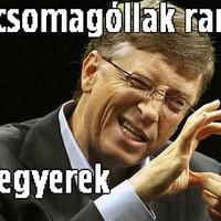 Bill Gates megaszondja