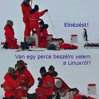 1 perc a Linuxról