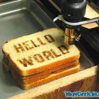 Kockafej kenyérpirító