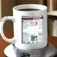 Reggelihez: Internet bögre