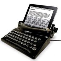iPad írógép