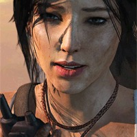 Lara Croft 18 évesen