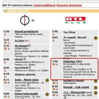 A port.hu szerint is világvége lesz 21-én!