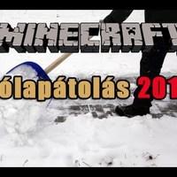 MineCraft Mod: Hólapátolás 2013