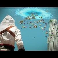 Retro VS Modern játékok: Cool video!