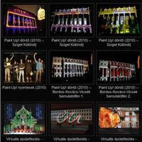 Programajánló: Paint Up! 3D animált épületek Budapesten!