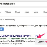 A Google az új The Pirate Bay!