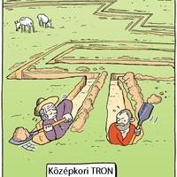 Középkori TRON! xD